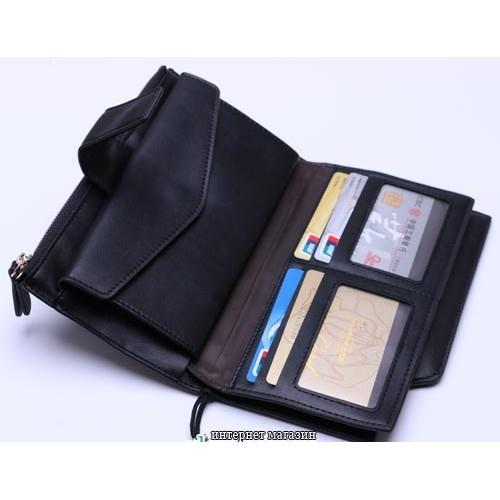 Чоловіче портмоне клатч Baellerry Active Business
