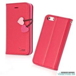 Чохол червона книга Love на Iphone 5/5s