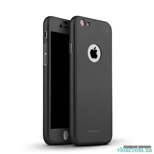 Чохол Ipaky чорний на Iphone 6 plus