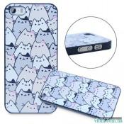 Чохол смішні котики на Iphone 6 plus
