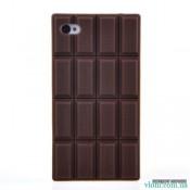 Чохол силіконовий шоколадка на Iphone 6 plus