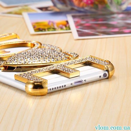Чохол Luxury Любов на Iphone 6/6s