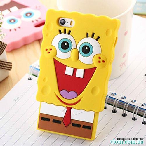 Чохол SpongeBob SquarePants Iphone 6 / 6s