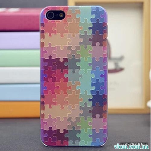 Чохол Пазл Puzzle Iphone 5 / 5s