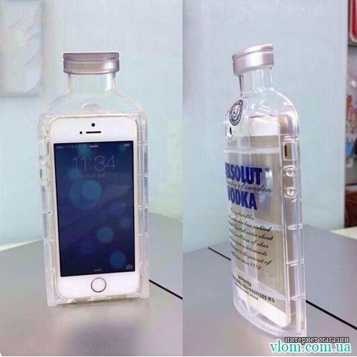 Чохол Absolute Vodka Iphone 5 / 5s
