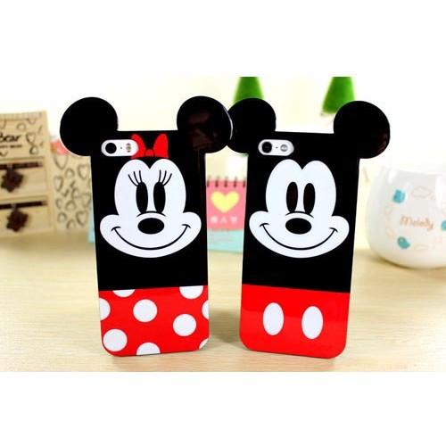 Чохол веселий Mickey Iphone 5 / 5s