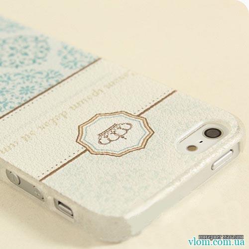 Чохол вінтажний корона Iphone 5 / 5s