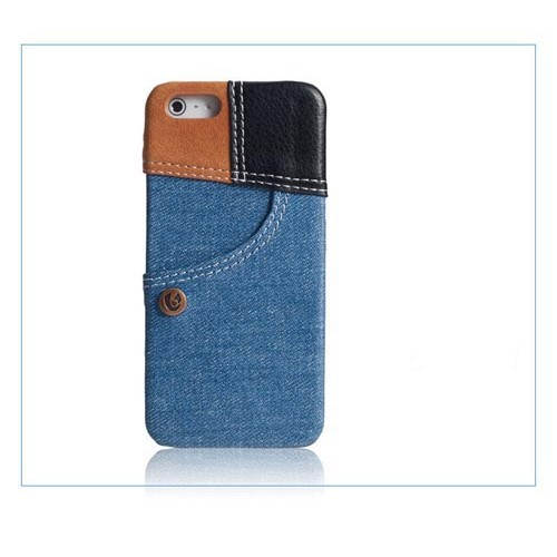 Чохол джинсовий Denim Iphone 5 / 5s