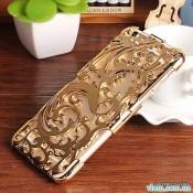Чохол золоті візерунки на Iphone 6/6s