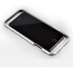 Чохол бампер ультратонкий сплав на Iphone 5/5s