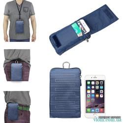Чохол сумка на шию на Iphone 5/5s