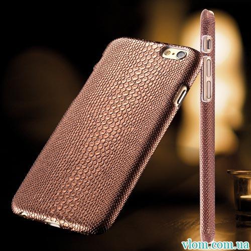 Чохол Шкіра змії на Iphone 6 plus