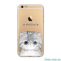 Чохол Meow на Iphone 6/6s