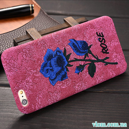 Чохол Retro Роза for iPhone 6/6s