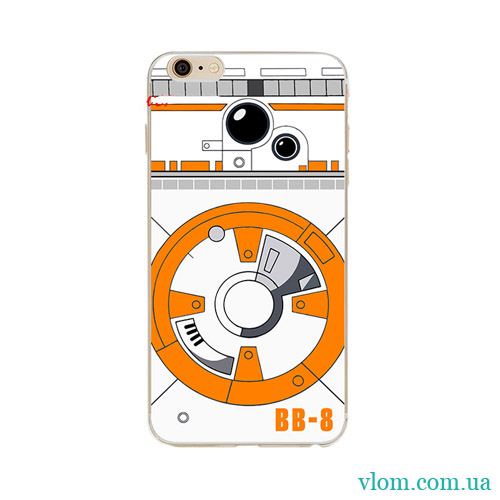 Чохол Star Wars BB-8 for iPhone 6/6s