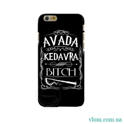 Чохол Avada Kedavra for iPhone 6/6s