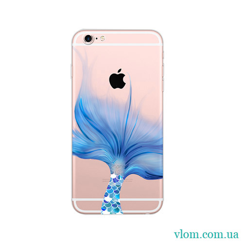 Чохол Русалочка for iPhone 6/6s