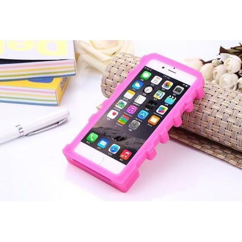 Чохол PINK на Iphone 6 plus