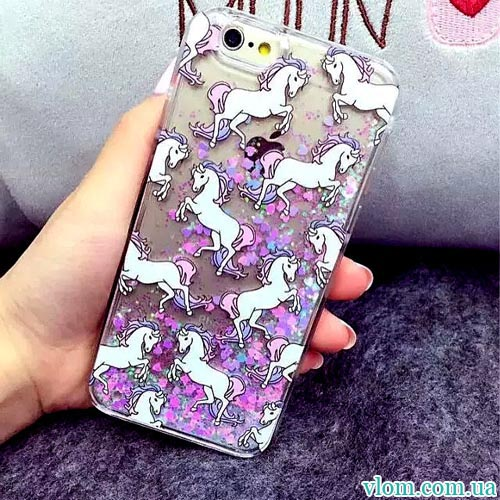 Чохол Unicorn на Iphone 6/6s