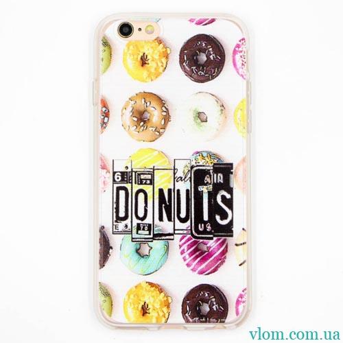 Чохол Donuts на Iphone 6 plus