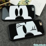 Чохол Mickey Minnie Mouse на Iphone 6 plus
