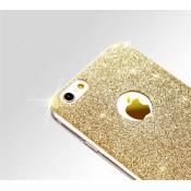 Чохол золотий пісок на Iphone 6 plus