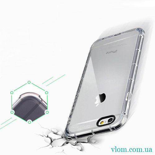 Чохол Гібрид Захист на Iphone 6/6s PLUS