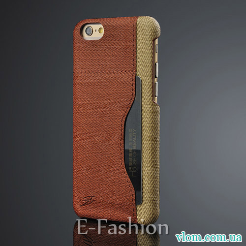 Чохол Retro Кард Холдер на Iphone 6/6s PLUS