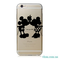 Чохол Mickey Love на Iphone 6/6s PLUS