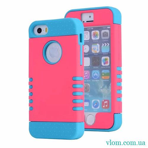 Чохол Рожевий Anti Shock на Iphone 6/6s PLUS