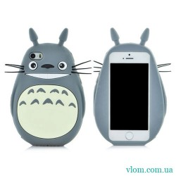 Чохол 3D Totoro Cat на Iphone 6/6s PLUS
