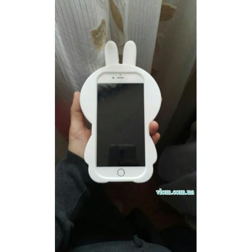 Чохол Білосніжний Зайчик на Iphone 6/6s PLUS