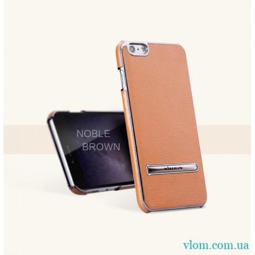 Чохол шкіряний з підставкою на Iphone 6 plus