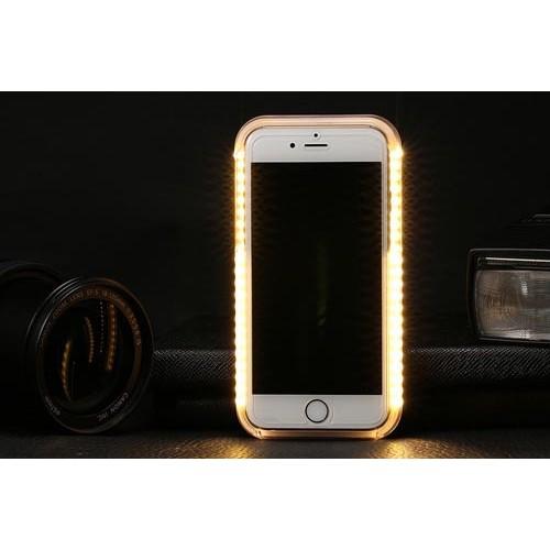 Чохол LED спалах для selfie на Iphone 6 plus