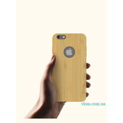 Чохол Дерев'яний тонкий Slicoo на Iphone 6/6s;