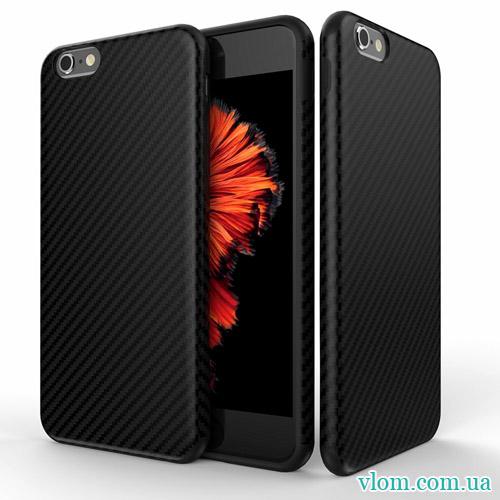 Чохол карбон на Iphone 7/8 PLUS