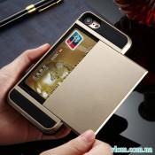 Чохол гібрид слот для карти на Iphone 7/8 PLUS