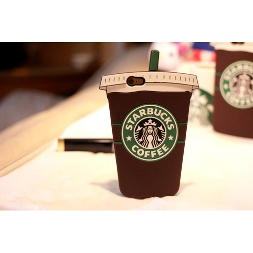 Чохол Starbucks на Iphone 7/8 PLUS