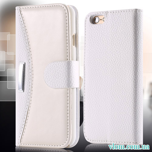 Чохол біла шкіра на Iphone 7/8 PLUS