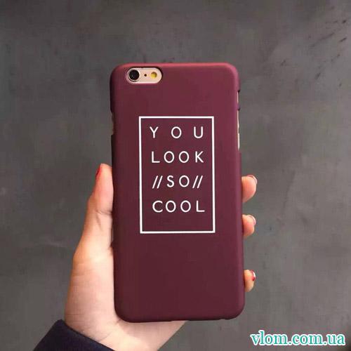 Чохол so cool на Iphone 7/8 PLUS