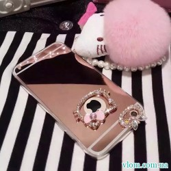 Чохол hello kitty зі стразами на Iphone 7/8 PLUS