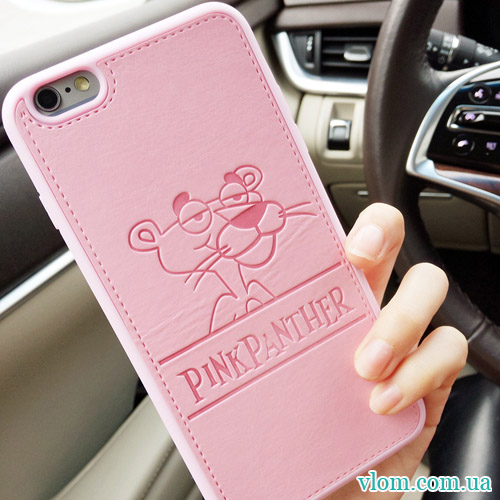 Чохол pink panther на Iphone 7/8 PLUS