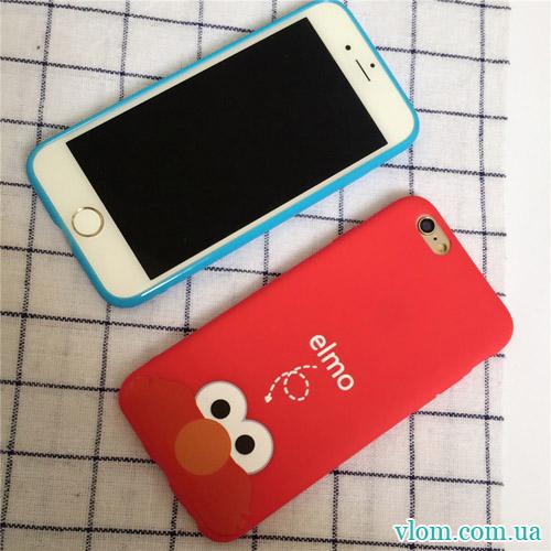 Чохол Монстр Elmo на Iphone 6/6s plus