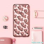 Чохол Серця на Iphone 6/6s plus