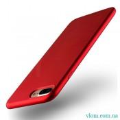 Чохол силіконовий Red на Iphone 6/6s