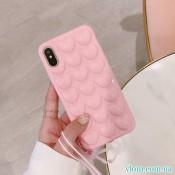 Чохол 3D Серце на Iphone X 10
