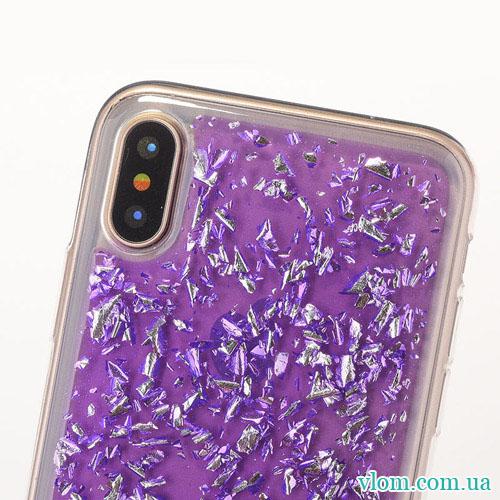 Чохол Bling на Iphone X 10