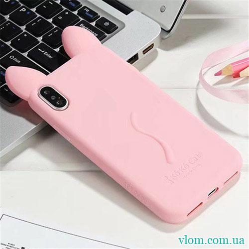 Чохол Кот на Iphone X 10