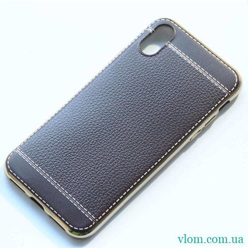 Чохол Шкіра на Iphone X 10