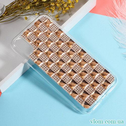 Чохол Кристали на Iphone X 10